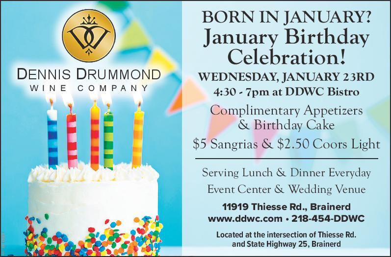 January Birthday Celebration 1 23 19 4 30 7 30 Free Apps And Cake
